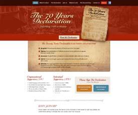 Seventy Years Declaration