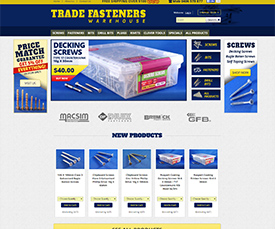 Trade Fasteners Warehouse